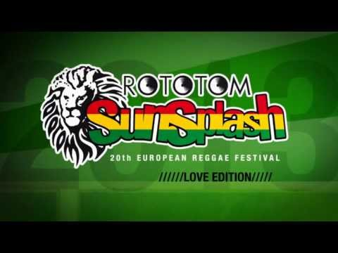Rototom Sunsplash 2013 - Reggae Festival - 20th Love Edition