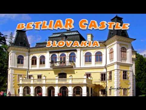 Betliar Castle - Slovakia (HD1080p)