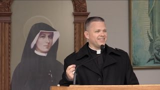 St. Faustina and The Divine Mercy Message and Devotion - Fr. Chris Alar, MIC