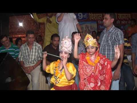 BHAGWATI JAGRAN 9TH GHUMAR MANDI SHIV CLUB 13JUL2013 LUDHIANA...