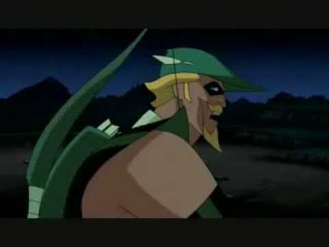Green Arrow's Best Moments on Justice League Unlimited Video