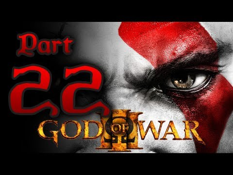 God Of War III HD – Boreas Icestorm