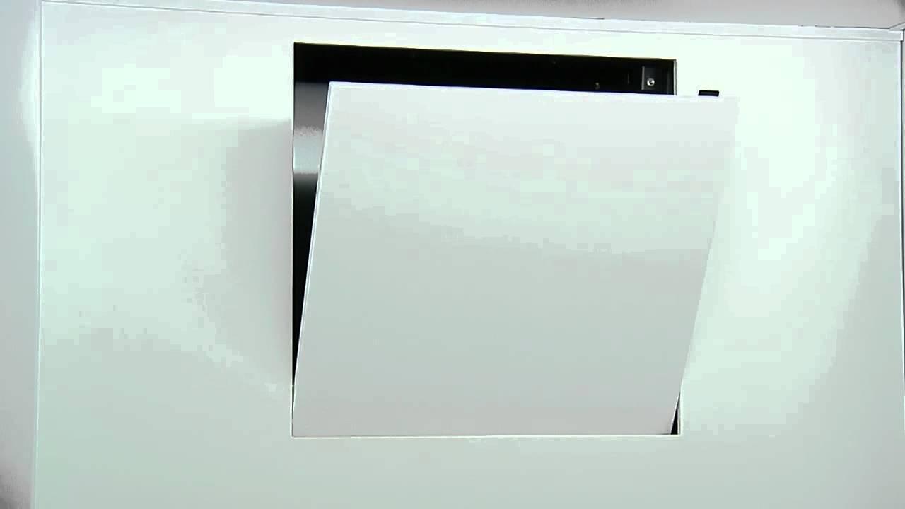 Ise 2011 futureautomation propose deux solutions d - Installation videoprojecteur au plafond ...