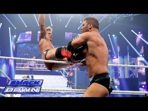 SmackDown - Chris Jericho vs. Curtis Axel: SmackDown, June 7, 2013