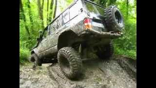 extrem patrol GR off road