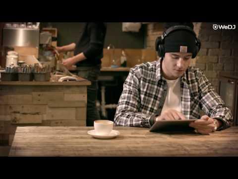 Как стать диджеем? Начни с приложения WeDJ для iPad и iPhone!