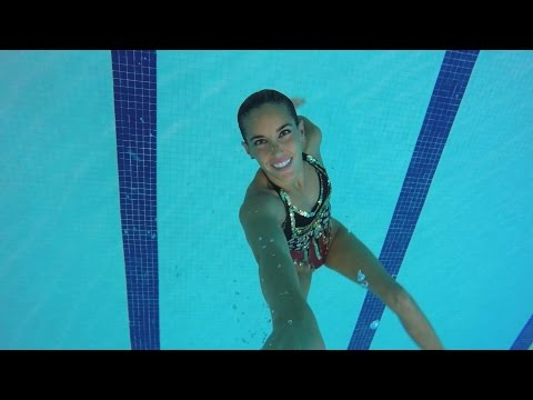 GoPro: Spanish Synchronized Swimmer Ona Carbonell Pursues Excellence