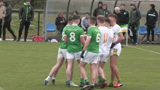 St.Pauls vs Wolfe Tones second Half