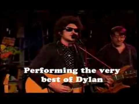 Jack of Hearts Band - Tribute to Bob Dylan & The Band PROMO