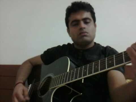Akele hain to kya gam hai guitar cover.wmv