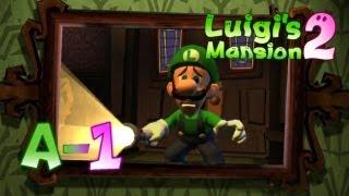 Luigi's Mansion 2 ITA [A-1 - Poltergust 5000]