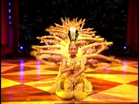 Danza de las mil manos-Realizado por Mujeres sordo mudas de China.mp4