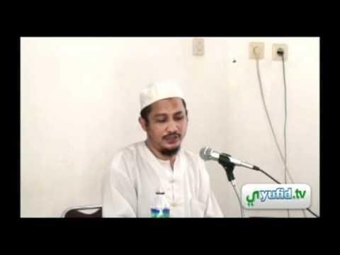Keluarga Muslim Sejati (Bagian 3) - Pengajian Umum Islam Ustadz Abdullah Taslim, M.A.