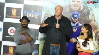 Mad Max star Nathan Jones says, Milk in India is best in the World; Watch Video   Filmibeat