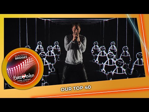 EUROVISION 2015 | OUR TOP 40