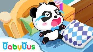 Bayi Panda Ngompol Di Kasur   Kartun Anak   Bahasa Indonesia   BabyBus