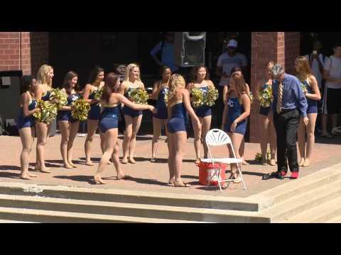 Ice Bucket Challenge - Joe Sopcich Johnson County Community College #2