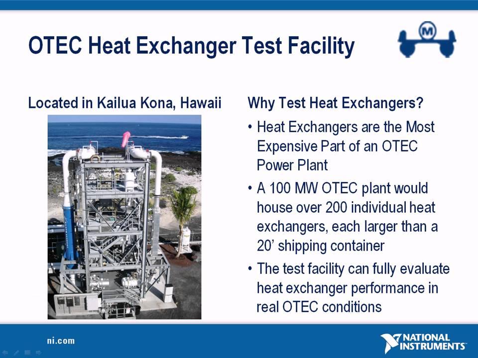 ocean thermal energy conversion otec essay