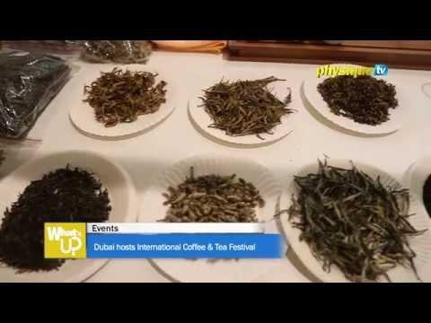 Dubai hosts International Coffee & Tea Festival