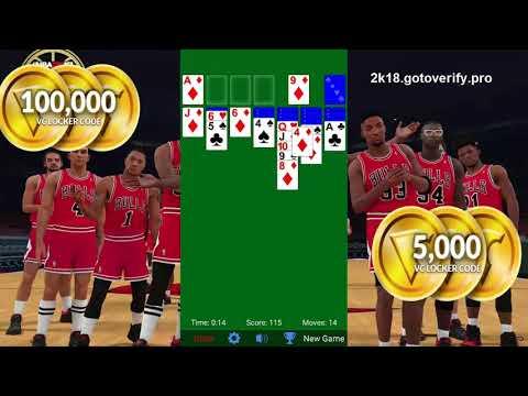 NBA 2k18 VC -HOW TO GET NBA 2k18 FREE VC - NBA 2k18 FREE VC LOCKER CODES - NBA 2k18 FREE VC  GLITCH)