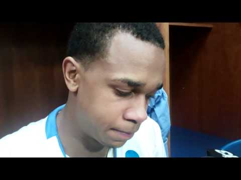 John Henson post-Kansas interview