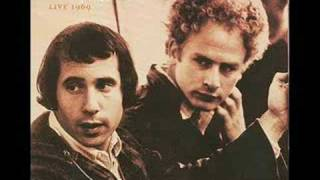 Simon and Garfunkel - Bridge Over Troubled Water (Live 1969)