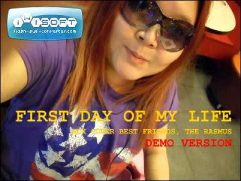 Rasmus - First Day Of My Life (Acoustic Demo)
