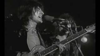 "Ronnie Wood , Keith Richards  ""Cancel Everything""  live -1974"