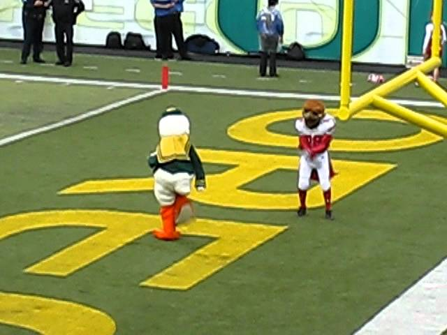 Puddles vs. Swoop