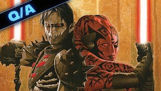 Could the Sith Ever Return - Star Wars Explained Weekly Q&A