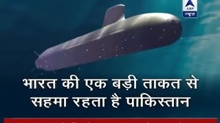 A befitting answer to Pakistan's atom bomb is Indian atom submarine