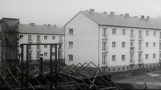 Budovanie Sniny (1952)