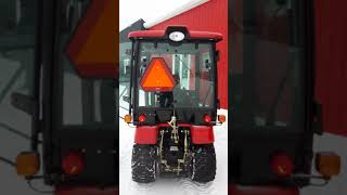 2019 MAHINDRA eMAX 20 HST CAB 20 HP TRACTOR FOR SALE $19,250. PLUS