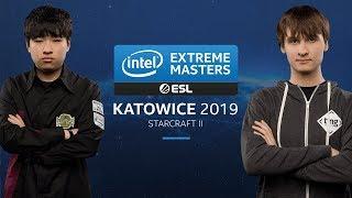 SC2 - Maru [T] vs. Neeb [P] - Group B Round 3 - IEM Katowice 2019