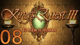 King's Quest 3: To Heir is Human Redux - [08/08] - English Walkthrough