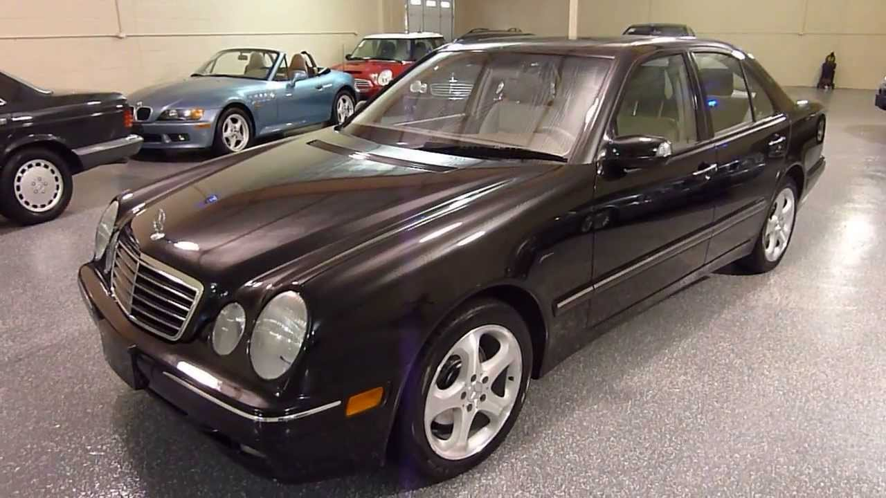 2002 mercedes benz e320 4dr sedan 3 2l sold 2272 for 2002 mercedes benz e320
