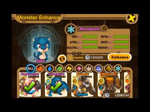 Gameplay Video of Haypi Monster: The Lost Tower