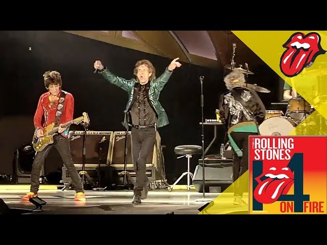 The Rolling Stones - Jumpin' Jack Flash - Adelaide