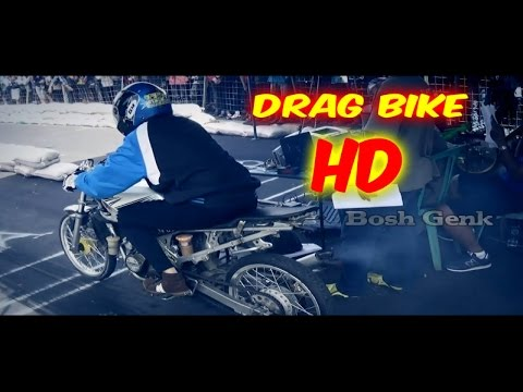 Drag Bike GADHURO Open Championship 2014 Drag Motor Pekalongan 30 Nov 2014 HD