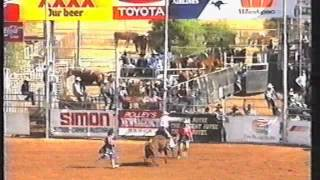 1992 Mt Isa Rotary Rodeo (QTV program)