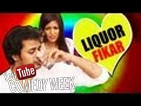 Funniest Heatbreak Song  | Liquor Fikar - Gaurav Dagaonkar - Bindass Musick video