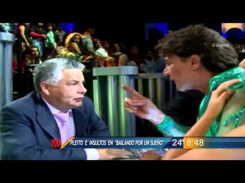 Las Noticias - Noche de pleitos e insultos en Bailando por un Sueño
