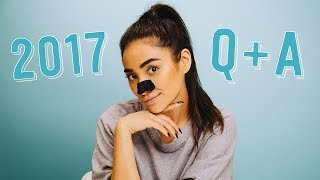 2017 Wrap-Up Q+A | Shay Mitchell
