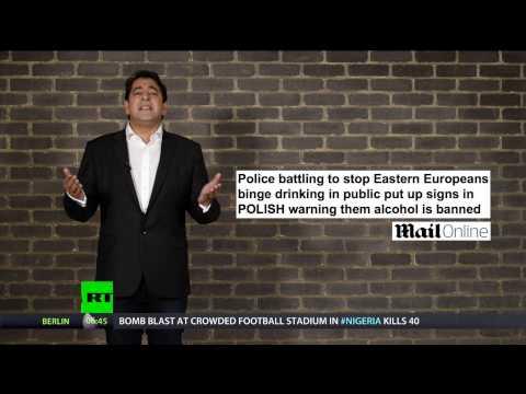 Going Underground: Pfizer's failed bid & Internet kills the TV star (E85)