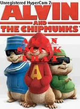 alvin and the chipmunks-akon smack that and im so lonely