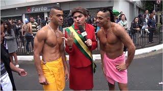 Passou de 1 milhão de views Parada Gay SP 2013