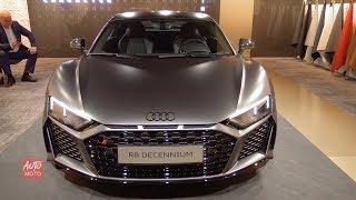 2020 Audi R8 Decennium - Interior And Exterior Walkaround - 2019 Geneva Motor Show