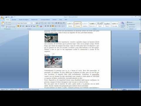 Microsoft Office Word 2007-Guías de certificación 1-5
