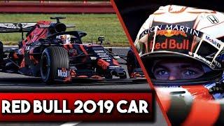 Red Bull F1 2019 CAR Launch!