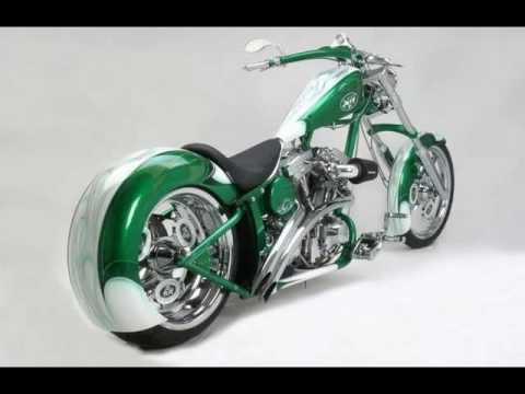 motos choperas 2010